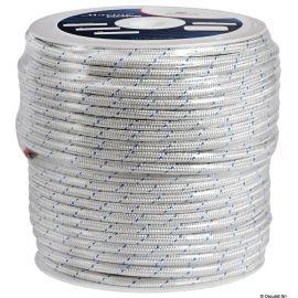 Cordage - Drisse - Ecoute polyester tressé - ø4 mm