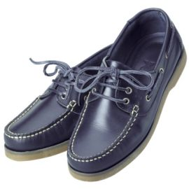 Chaussures Crew homme cuir