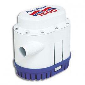 Pompe de cale automatique Rule-Mate - 12 ou 24V