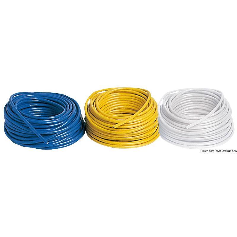 Câble électrique - 3 x 2.5 mm² - bleu