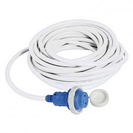 Câble avec prise de quai surmoulée de 16 à 30A