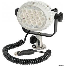 Projecteur Night Eye à LED - fixation plan ou balcon