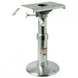Pied de siège télescopique ou fixe 300 à 610 mm