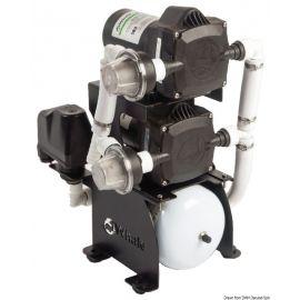 Système autoclave haut débit WHALE 24l/min