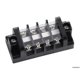 Bornier pour raccordements électriques - 4 à 10 terminaux