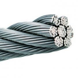 Câble 133 fils inox de ø1.5 à 12 mm