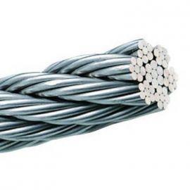 Câble 49 fils inox de ø1.5 à 8 mm