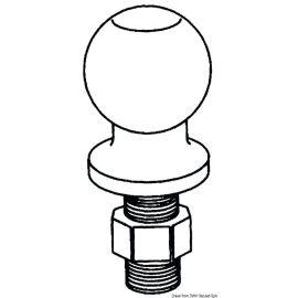 Sphère pour crochet remorque