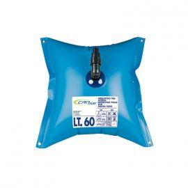 Réservoir d'eau douce souple elastomère de 55 à150 L
