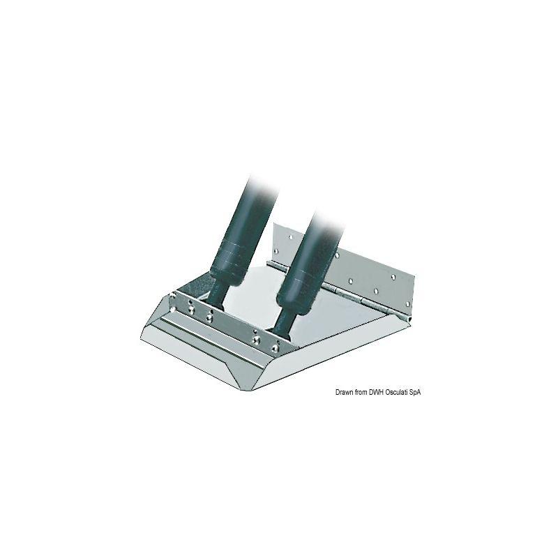 Flaps série HS pour bateaux + 40 nœuds - la paire