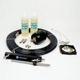 Pack direction hydraulique hors-bord 150 CV - latéral
