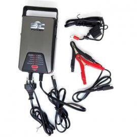 Chargeur de batterie automatique 6/12 V - 3,8Ah
