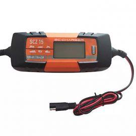 Chargeur de batterie automatique 6/12 V - 4,5Ah