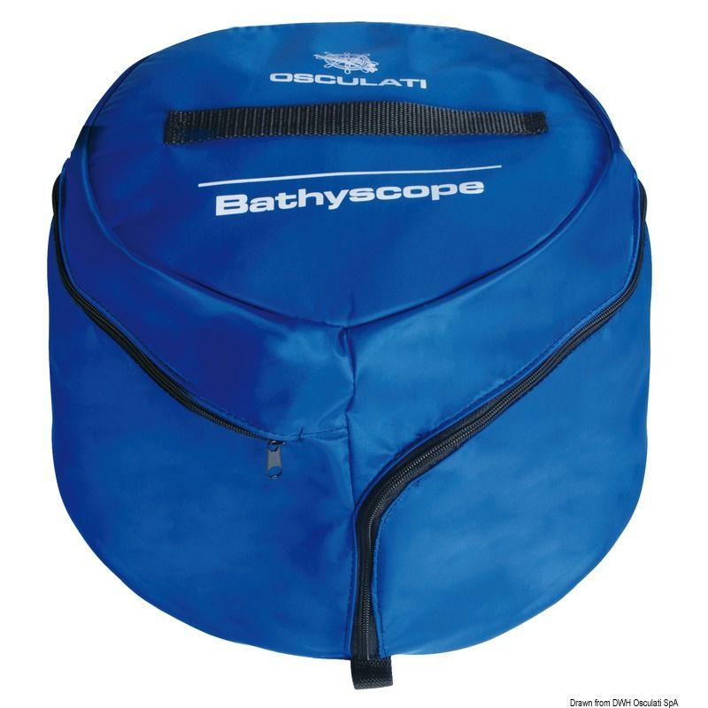 Sac rembourrée pour bathyscope