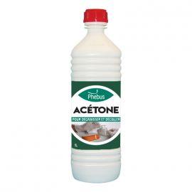 Acétone - 1 ou 5 L
