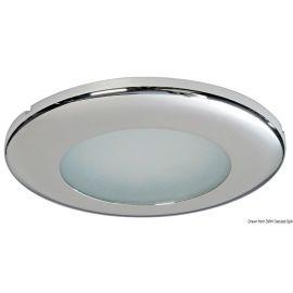 Spot LED Capella poli miroir ou doré