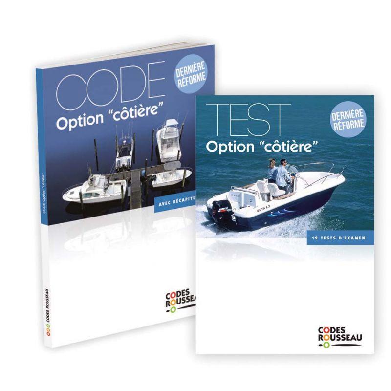 Code et test examen permis côtier