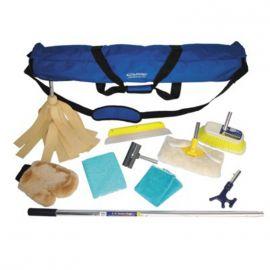 Kit de nettoyage complet avec sac de transport
