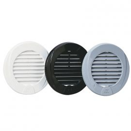 Grilles simples Ø 73 mm - 4 finitions