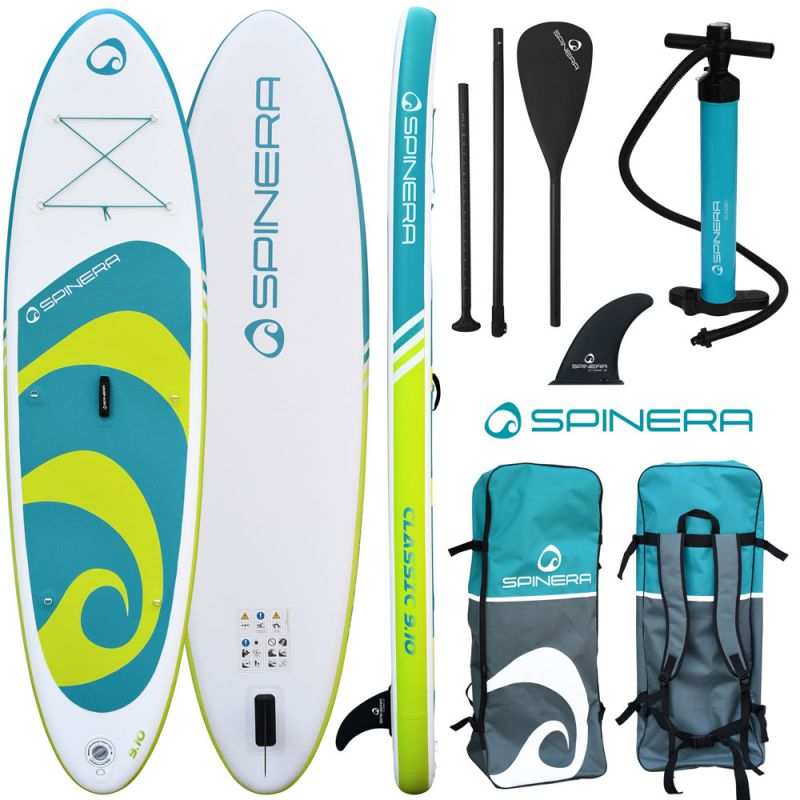 """PACK Paddle """"Let's paddle 9.10"""" -3,0 m - 80 kg max"""
