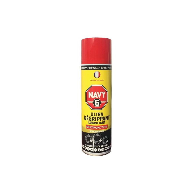 NAVY 6 STOPSEL ultra dégrippant - 500 ml