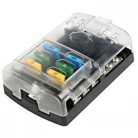 Boîte porte-fusibles 100 A max - standard ou réarmable