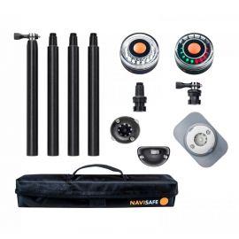Pack Navi Light - 2 feux et fixations pour petites unités