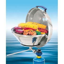 Barbecue à gaz Magma - Allum manuel/Piezo - 4 ou 8 personnes