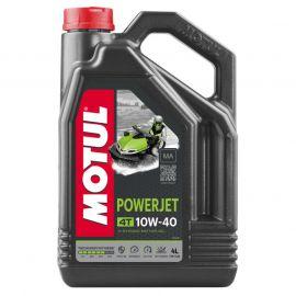 Huile POWERJET 10W-40 4T - 4L
