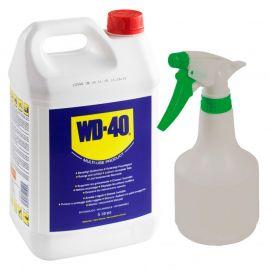 WD-40 - bidon de 5 litres + pulvérisateur