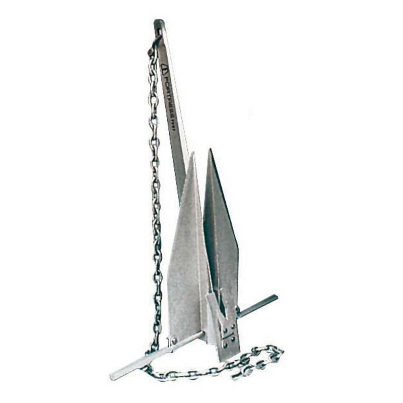 Ancre légère - 3.2 kg