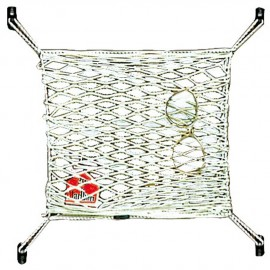 Filet porte objet élastique 30 x 20 cm