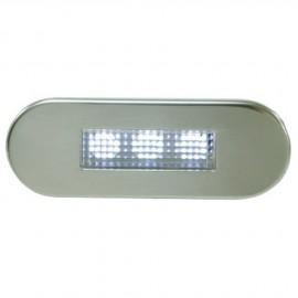 Lumière courtoisie étanche avec LED blanc