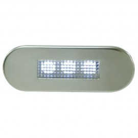 Lumière courtoisie étanche avec LED ambre