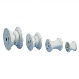 Réa de rechange - nylon - 69 mm