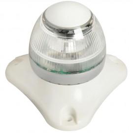 Feu de navigation Sphera II 360° blanc corps blanc