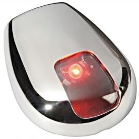 Feu de navigation LED Sea-Dog - pour paroi - rouge 112,5 °