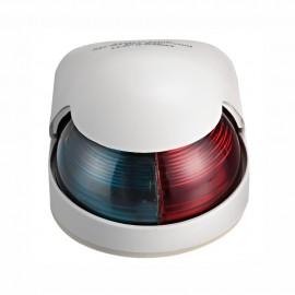 Feu de navigation en polycarbonate 225° bicolore rouge/vert