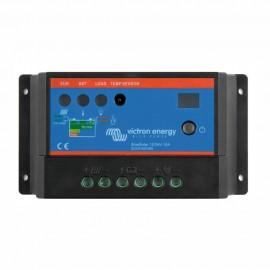 Régulateur de charge - modèle Blue 10 - pour panneaux solaires - 10 A - 12/24 v