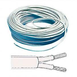Câble électrique bipolaire - 2 x 1 mm² - le mètre