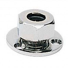 Passe-fil étanche laiton - ø12 mm