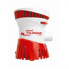 Pompe de cale Attwood Tsunami T500 12 V - 2280 Lh