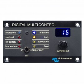 Panneau Victron digital multicord