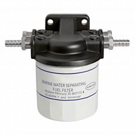 Filtre essence avec cartouche - aluminium - 182 l/h