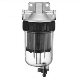 Filtre / séparateur eau - essence 205-420 l/h - 10mn