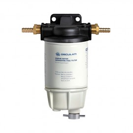 Filtre gasoil avec décanteur non transparent - 193 l/h