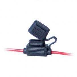 Porte-fusible à fiche 2 câbles