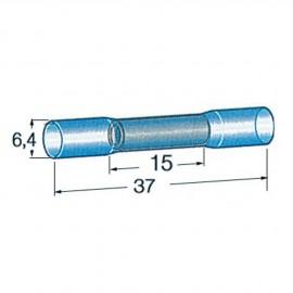 Raccord thermorétractable - 2.6 à 6 mm²