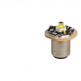 Ampoule LED pour feux de mouillage BA15D - 0.14 A équivalent 10 W
