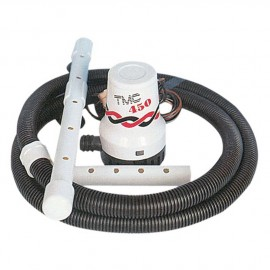 Pompe aératrice pour viviers